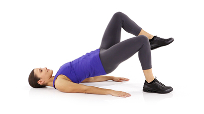 kolena vadba