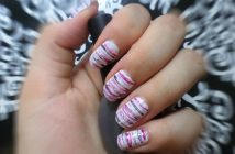 1 nail art stripes